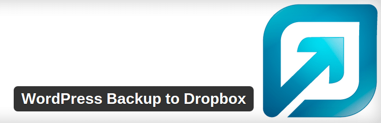 WordPress plugins - Backup to Dropbox
