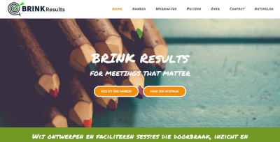 BRINK Results - webdesign by ABCwebsites