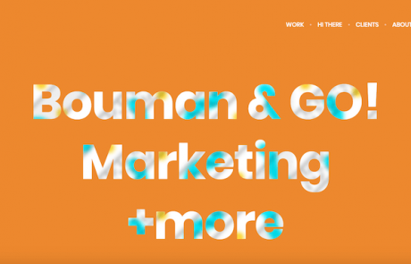 Bouman & GO! webdesign by ABCwebsites