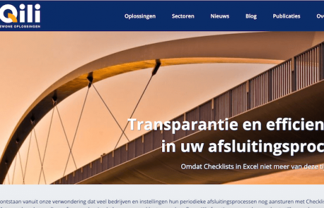 Webdesign by ABCwebsites - EQili Nederland