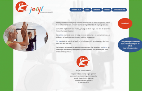 Jolijf - webdesign by ABCwebsites