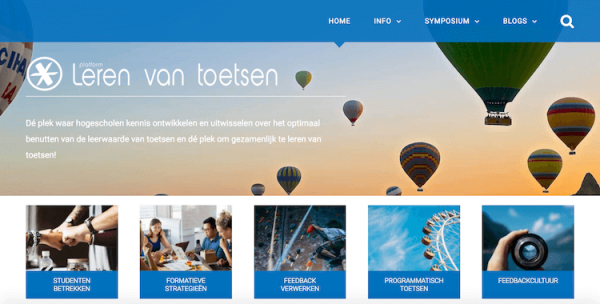 Leren van Toetsen - webdesign by ABCwebsites